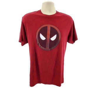 Marvel Deadpool Graphic T-Shirt Men's Short Sleeve